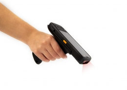 TecLines Handscanner mit Dockingstation