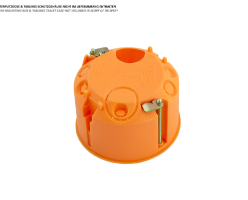 TecLines TNT001 Wandeinbau USB Netzteil Hohlwand Schutzgehäuse