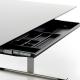 TecLines TUS001B Untertisch Schublade mit Kunststoffeinsatz L, Anwendungsbeispiel Office Desk
